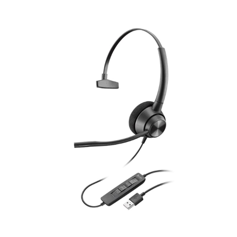 Plantr0nics headset ENCOREPRO 300 SERIES