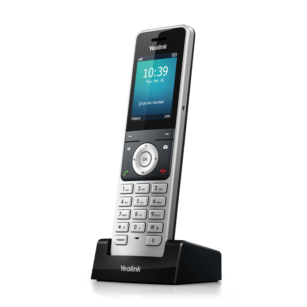 Yealink W56P DECT IP Phone Cordless VoIP solution for small businesses
