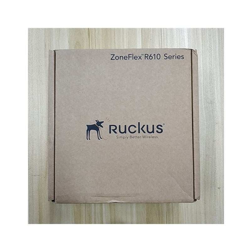 RUCKUS R610 Indoor Access Point Indoor 802.11AC Wave 2 Wi-Fi Access Point for Dense Device Environments