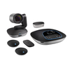 Affordable Video Logitech Group Conferencing for MID to Large Sized Meeting Room