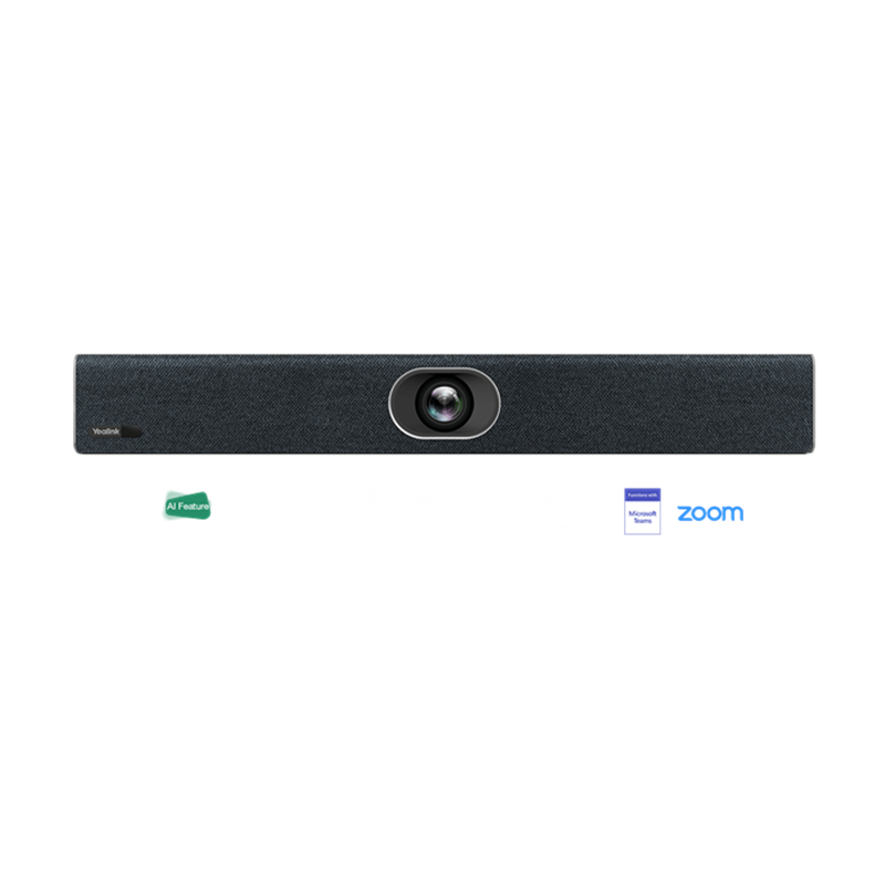Yealink Mircosoft Teams Room video conferencing System for Huddle and Small Rooms Yealink MVC400