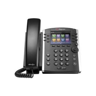 New Original Polycom VVX 401 and 411 Business Media Phones