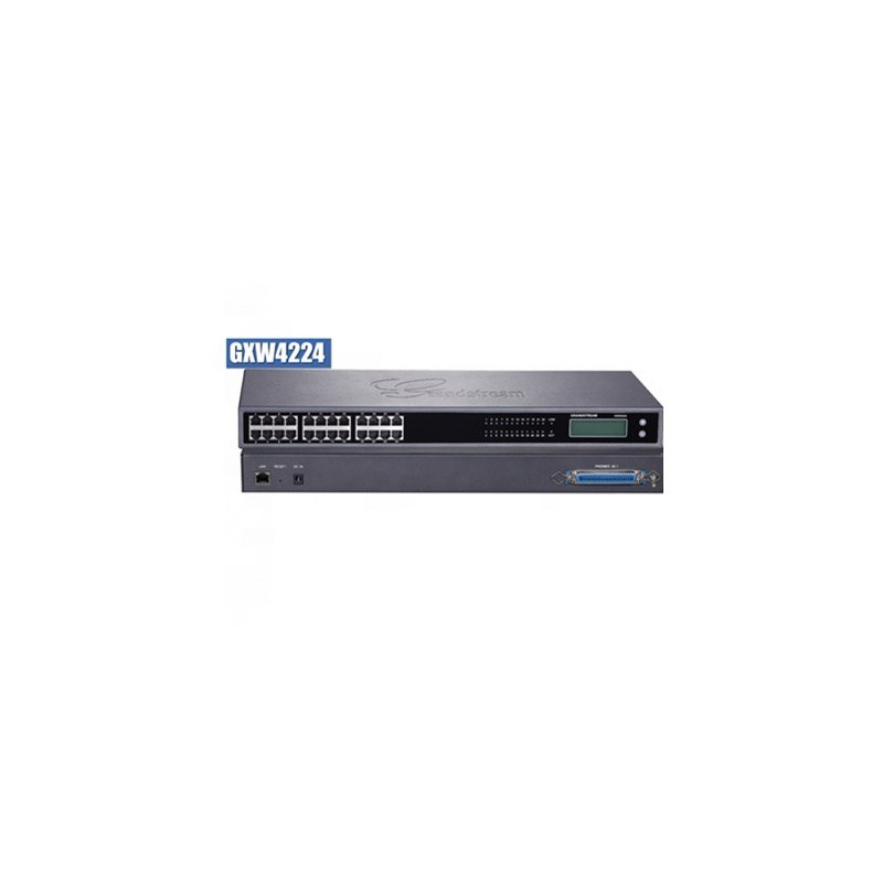 High-Density Grandstream Gigabit Gateways GXW4200 series GXW4224