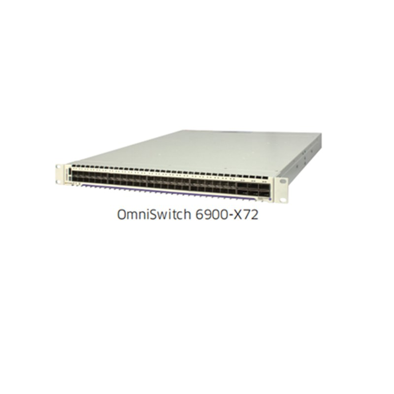 OS6900-X72D-F Alcatel-Lucent OmniSwitch 6900