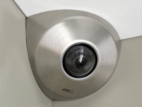 AXIS P9106-V BRUSHED STEEL Network Camera