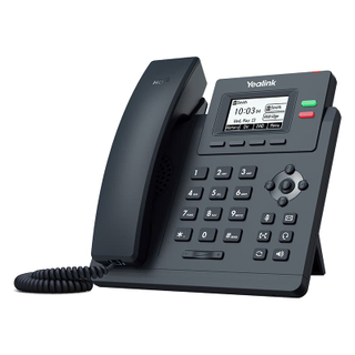 Yealink T31P dual-line entry level IP phone SIP-T31P