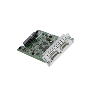 Cisco Cisco 4451-X Network Module NIM-4T= 4-Port Serial WAN Interface Card