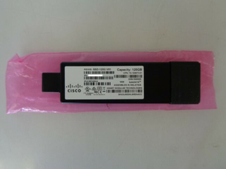 Cisco 9500 pluggable USB3.0 SSD storage SSD-120G